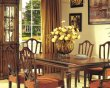 大风范家具低调伯爵餐厅系列CL-720-1扶手椅