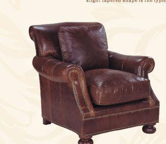 大风范家具低调伯爵客厅系列CL-691-1单人沙发CL-691-1单人沙发