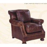 大风范家具低调伯爵客厅系列CL-691-1单人沙发