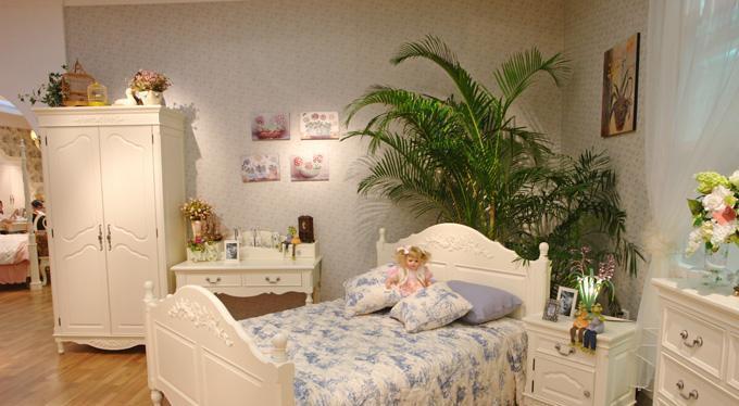 树之语二门衣柜白色梦想系列MX307MX307