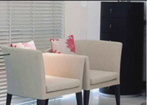北山家居时尚家具扶手椅3CB017-2