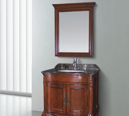 希尔曼S-0018A欧式浴室柜S-0018A