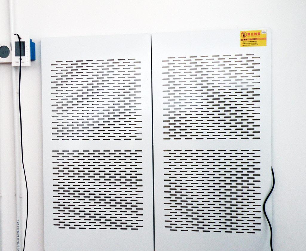 元硕碳晶H-1新型墙暖