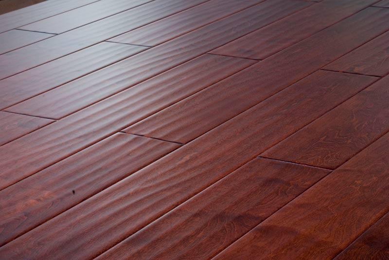 久盛地板实木复合仿古系列S-18-1桦木