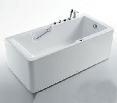 法恩莎FW013Q五件套浴缸