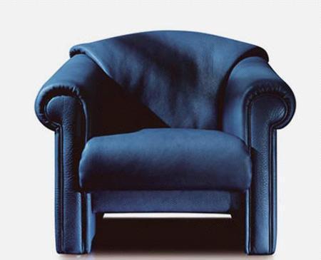 北山家居客厅家具单人沙发1SA102AD1SA102AD