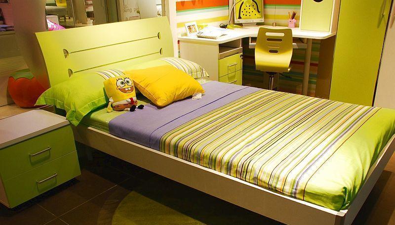 多喜爱儿童家具床 床架BA04-12-01-GBA04-12-01-G