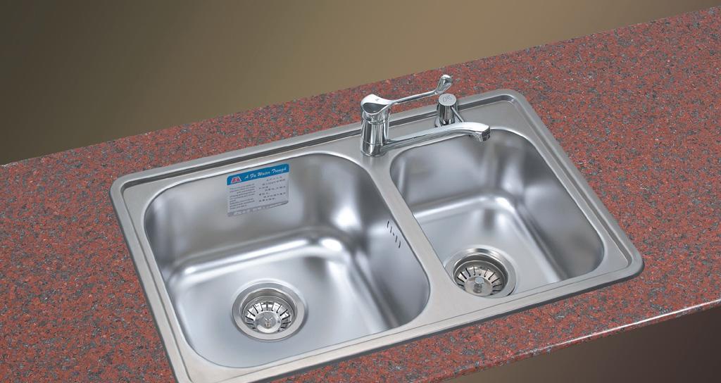 阿发厨房水槽AF-6943AF-6943