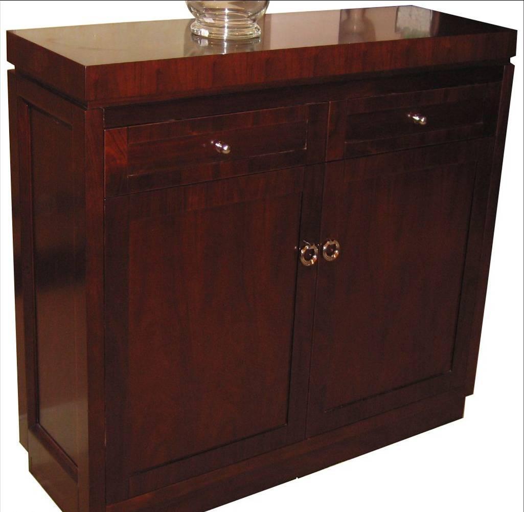 美凯斯客厅家具写意东方系列鞋柜M-C202GM-C202G