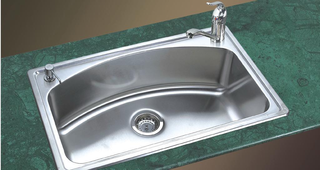 阿发厨房水槽AF-7548AAF-7548A