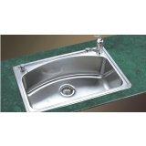 阿发厨房水槽AF7548A