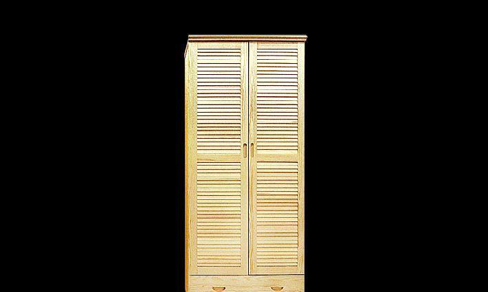 贵人缘松木衣柜C06C06
