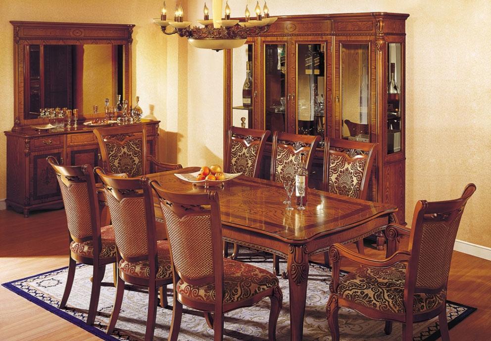 罗浮居餐厅家具卡尔尼系列套餐卡尔尼系列