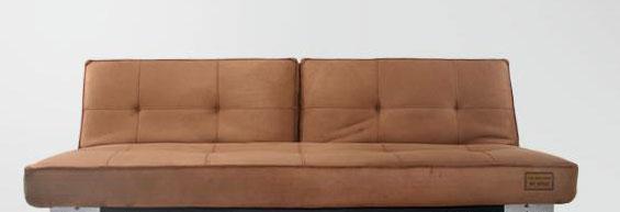 麦斯得尔卡萨布兰卡系列朱莉娅褐s18沙发床s18