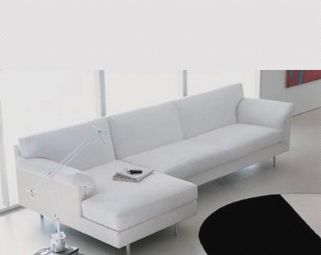北山家居客厅家具转角沙发1SD420AD1SD420AD