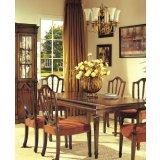 大风范家具低调伯爵餐厅系列CL-710-1长餐桌