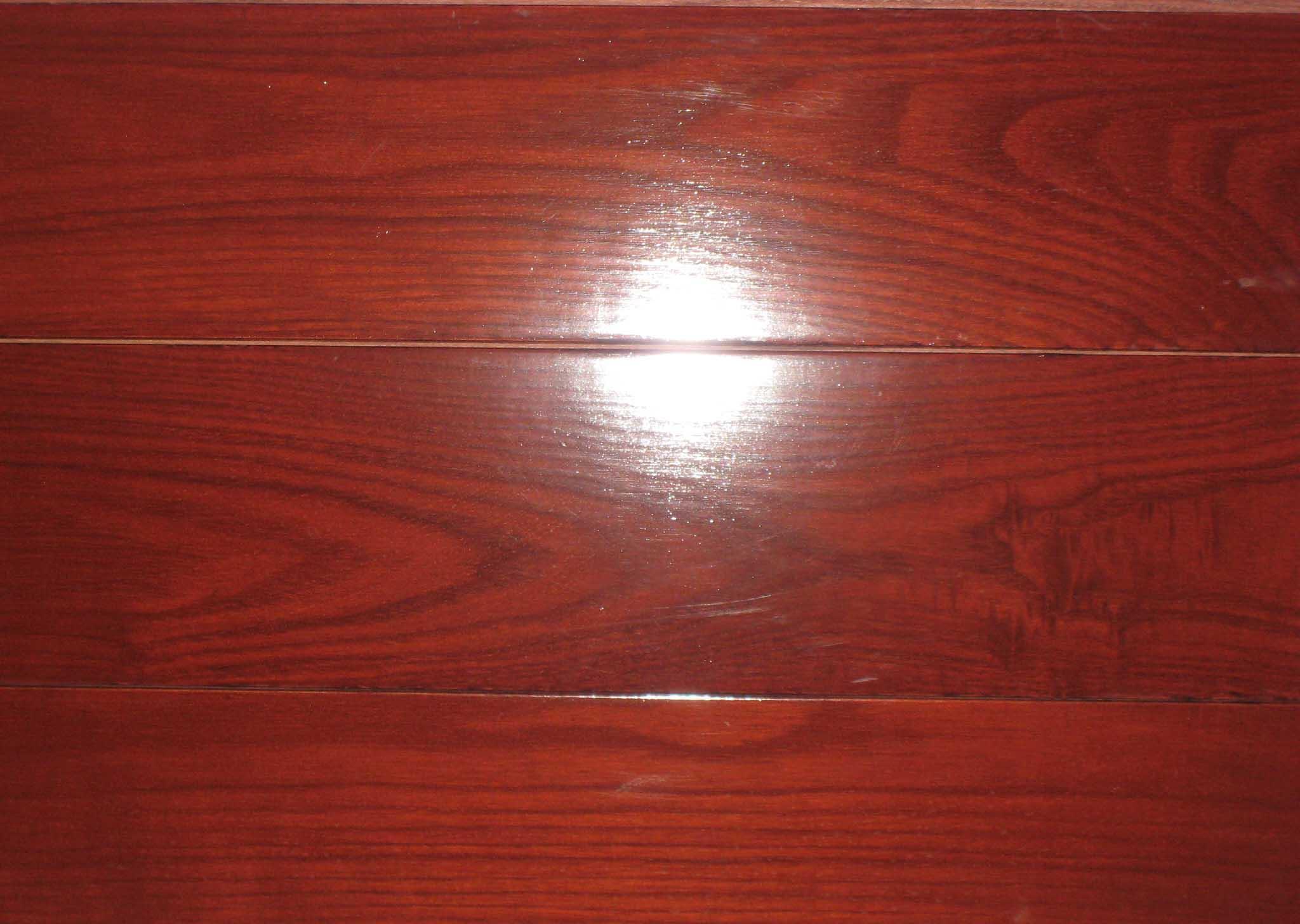 鑫海实木地板-白蜡木本色白蜡木本色