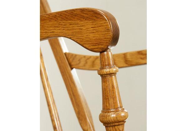 考拉乐橡树森林系列05-200-2-950SA盾形餐椅(有05-200-2-950SA