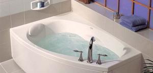 科勒-欣比欧压克力按摩浴缸
