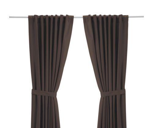 宜家窗帘和窗帘系带-利特瓦利特瓦