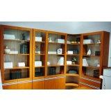 诺捷书房家具-书柜7K011