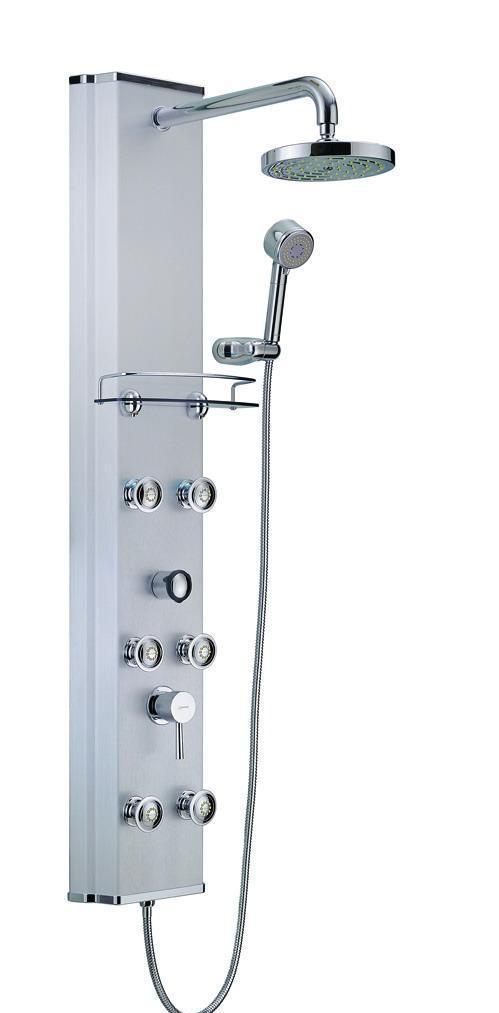 摩恩铝合金大型淋浴屏22722272