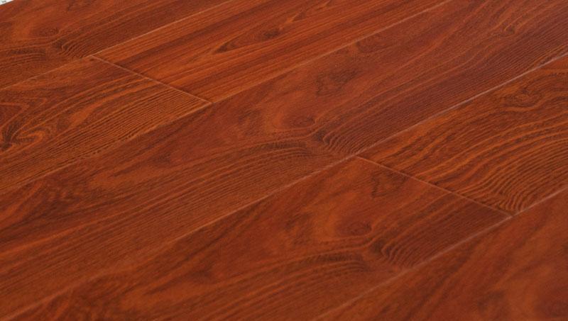 卡玛尔高清系列KV777富贵红檀实木复合地板KV777