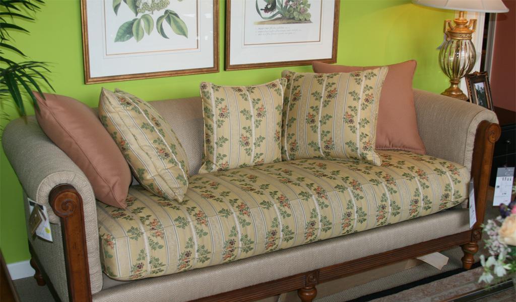 美克美家MK7512-1 20634 M06布艺三人沙发MK7512-1 20634 M06