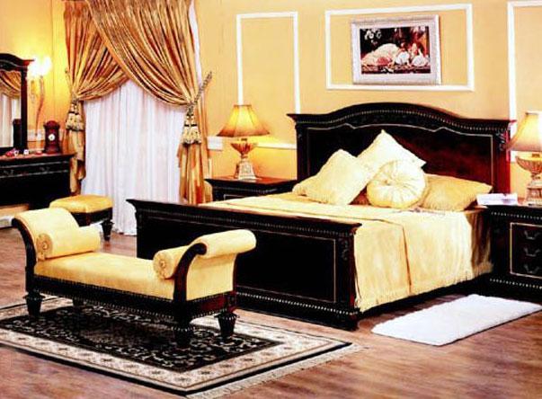 标致家具-凯欧丽斯系列-卧室家具组合