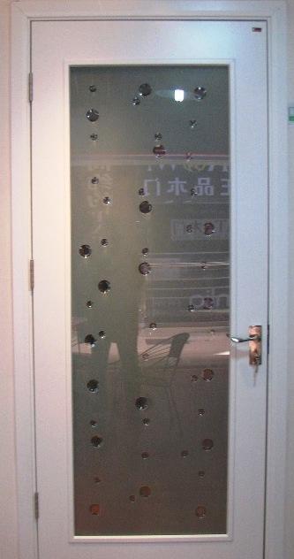 凯撒大帝气泡玻璃门