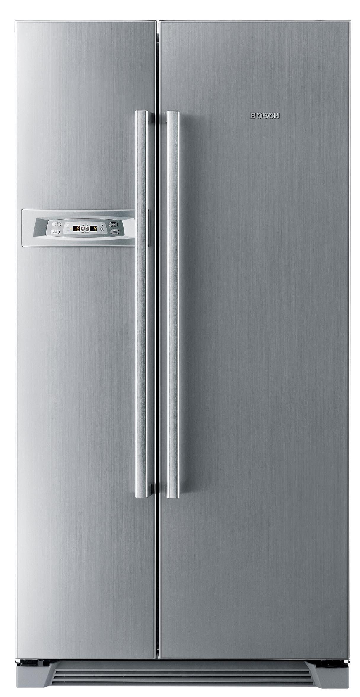 博世至尚对开门冰箱KAN57V40TI