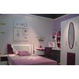 金富轩亨特整体卧室亨特系列新款938(浅白房间)