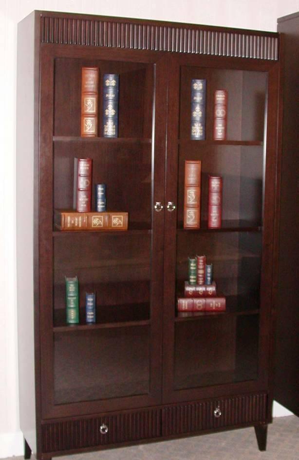赛恩世家书房家具双门书柜SP281SP281