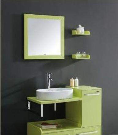 箭牌PVC(柜+盆)AP469-APG469-2浴室柜