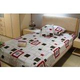诺捷板式家具系列-单人床架6E001