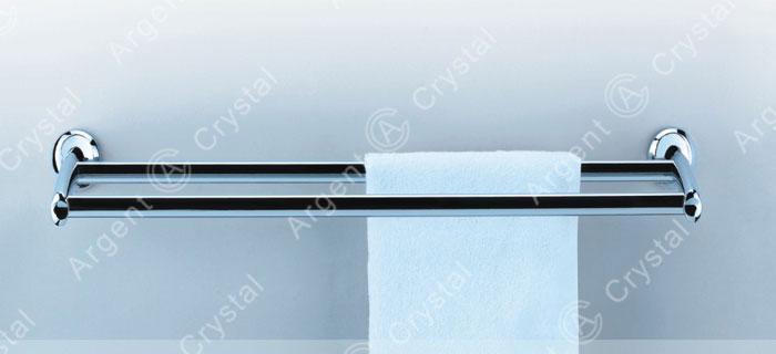 银晶18寸双层毛巾杆(450mm) 2623626218