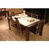 国安佳美餐桌灰拉丝系列26J0110