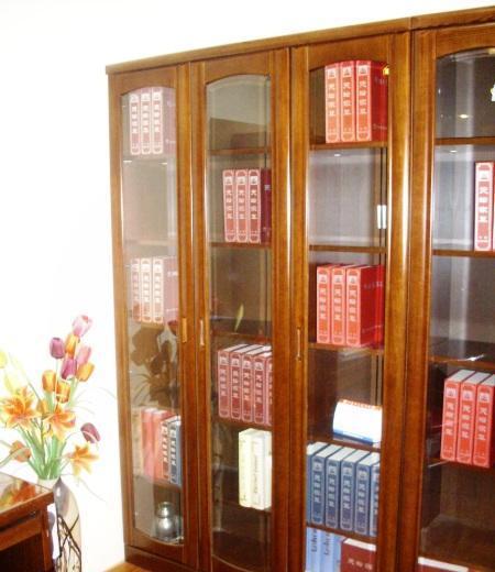 天坛书房家具-书柜A055-005A055-005