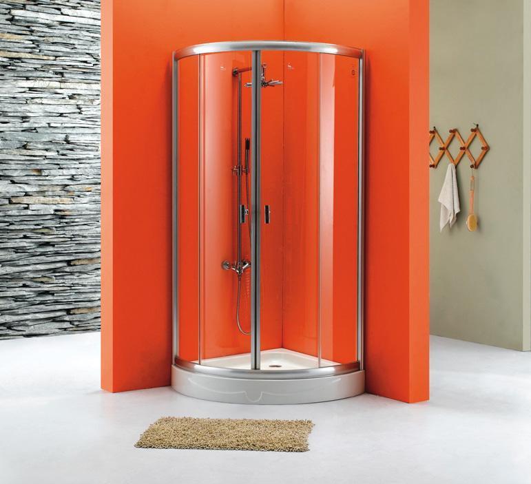 卫欧卫浴玻璃淋浴房VG-533VG-533