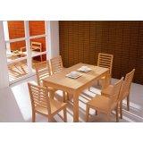 华源轩- 餐厅家具-白榉系列-餐台-T804