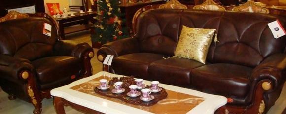光明实木客厅家具系列-沙发103-3829103-3829