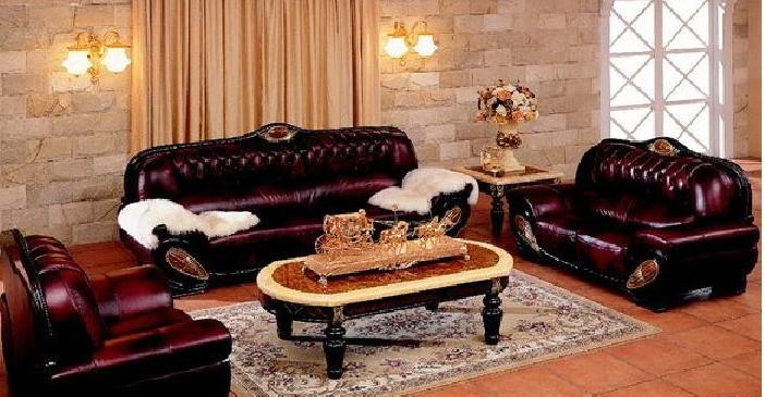 麦格威欧式HM-021沙发(1+2+3)