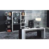 树之语铭爵系列M001书柜+书台+书椅