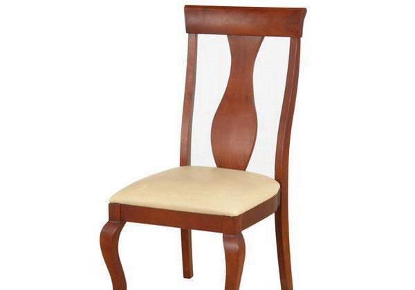 考拉乐雪橇系列06-980-2-950S餐椅(无扶手)06-980-2-950S