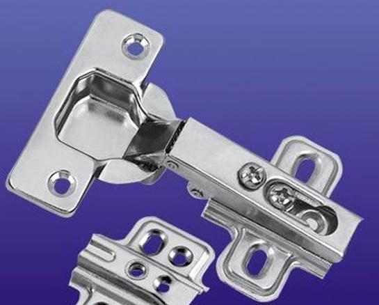 富力家具铰链一段力直臂T014T014