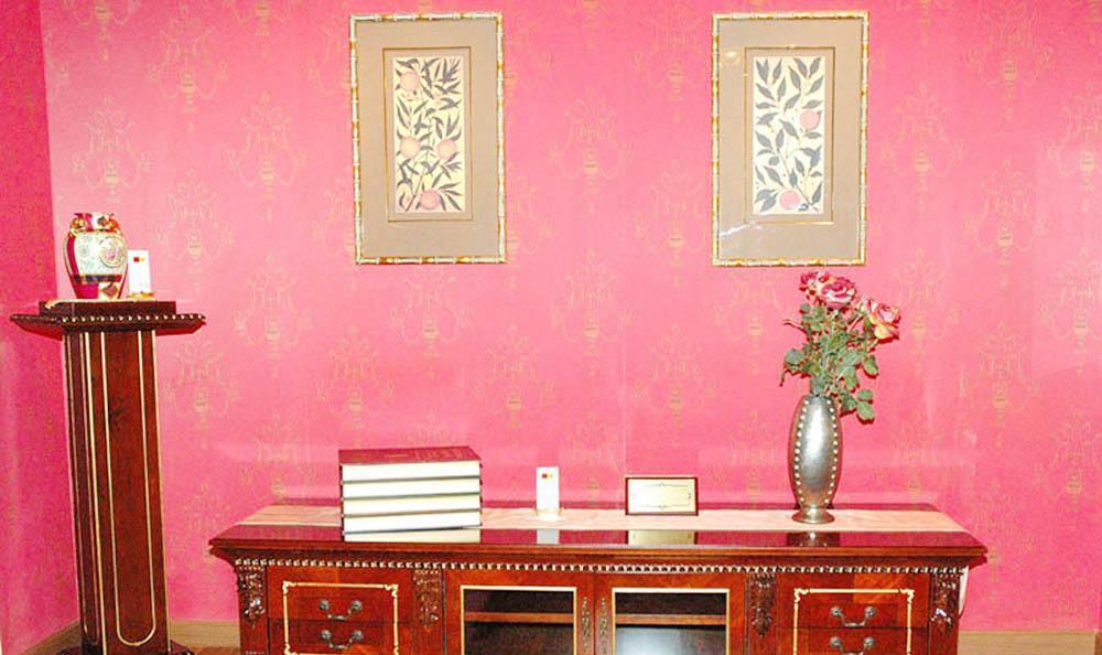 标致客厅家具-凯欧丽斯系列-厅柜厅柜