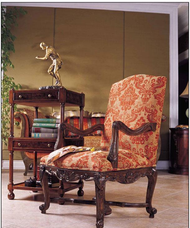 梵思豪宅客厅家具OP5142SF1p沙发OP5142SF1p