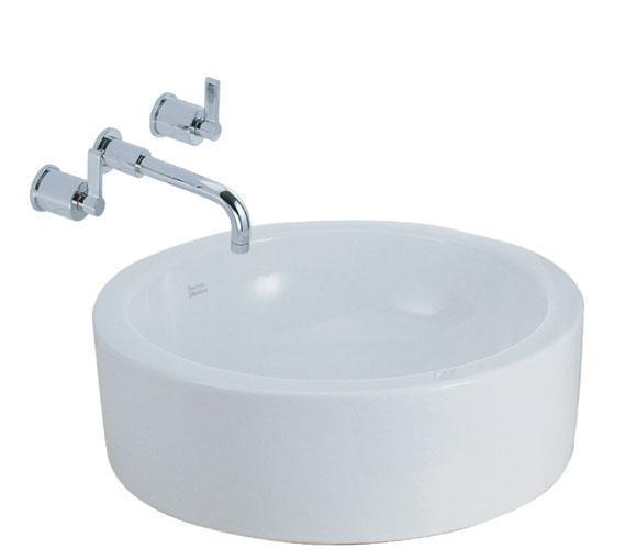 美标纯白圆系列CP-F605艺术碗盆CP-F605
