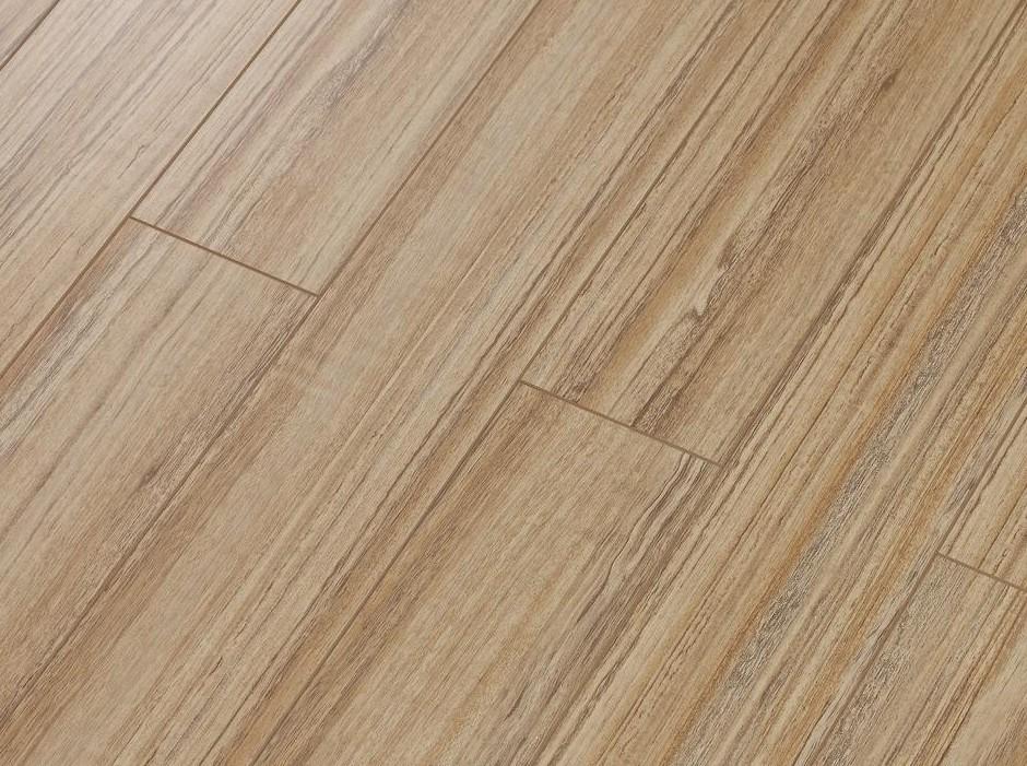 世友柔光面系列缅甸金柚SY-302实木复合地板SY-302