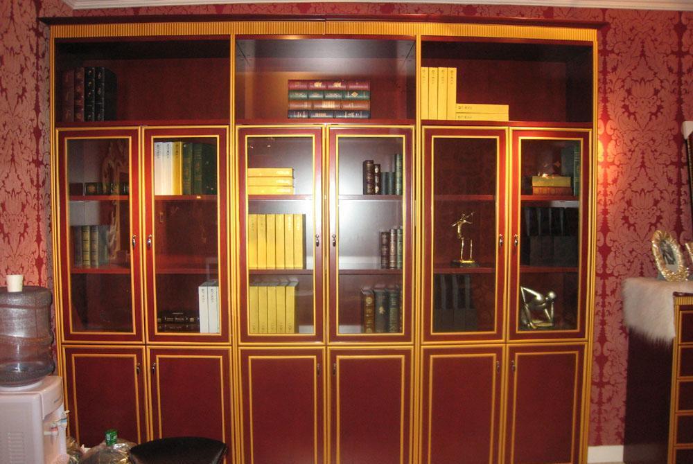 城市爱迪新古典书柜新古典书柜